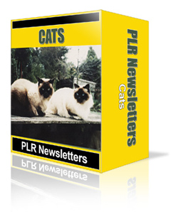 Ready Made Cat PLR Newsletter Pack Sample