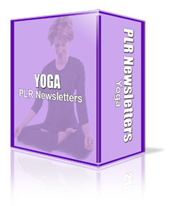 ready Made Yoga Niche PLR Newsletters PackSample
